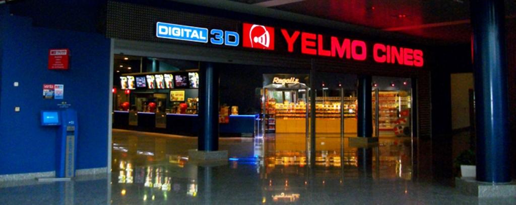 Icaria yelmo en barcelona 3d en espa a for Yelmo cines barcelona